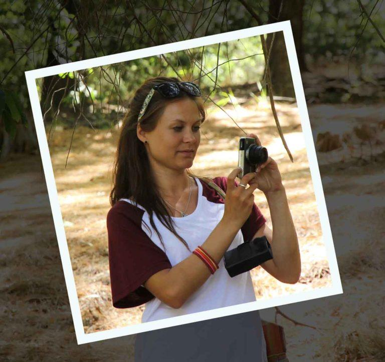 Photoshop Training Exercise 1 Snapshot Focus Effect