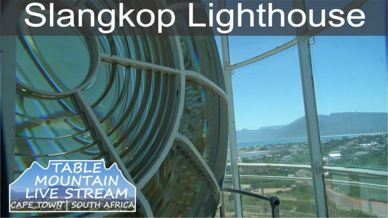 Slangkop Lighthouse Table Mountain Live Stream Cape Town